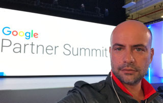 Invito a New York a Google Partner Summit
